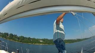 Как управлять яхтой. Первый опыт