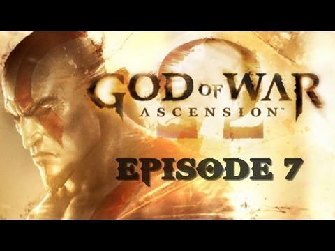 God Of War Ascension | Let's Play #7: La Chambre des Martyrs [FR][HD]