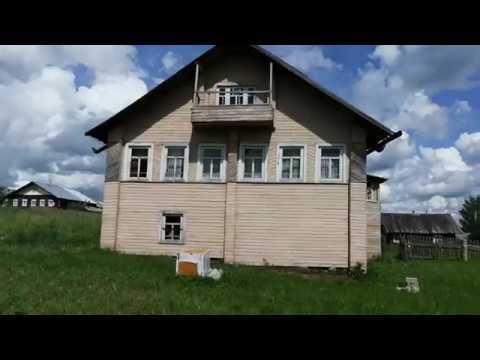 Замечательный домик в деревне Вологодской области