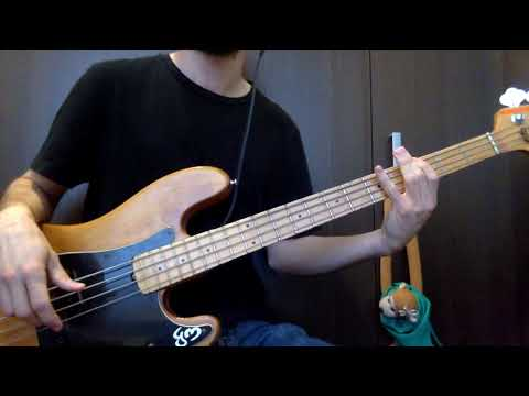 Mark Ronson - Nothing Breaks Like A Heart (ft. Miley Cyrus) - BASS COVER