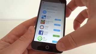 Alcatel One Touch Fire E hands on - Firefox OS