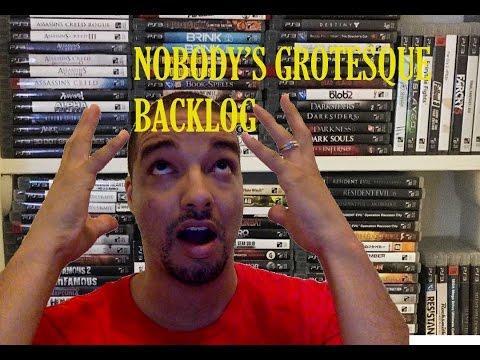 Nobody's Grotesque Backlog