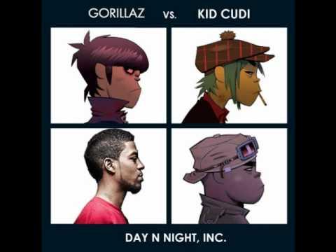 Day N Night, Inc. (Kid Cudi vs. Gorillaz)