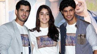 'Purani Jeans' Trailer Launch | Rati Agnihotri, Tanuj Virwani, Aditya Seal, Izabelle