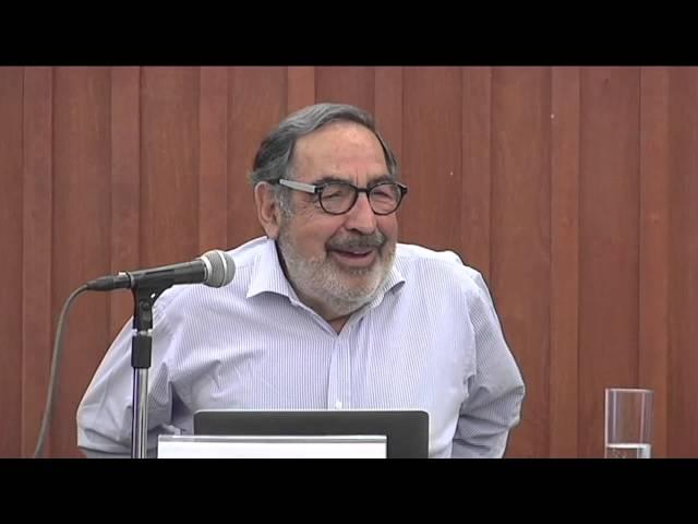 Conferencia Magistral del Dr. Abraham Magendzo