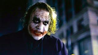 HIT ME! (Batman on Batpod vs Joker) | The Dark Knight [4k, HDR, IMAX]