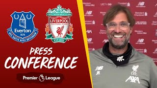Watch in full as liverpool boss jürgen klopp speaks about the reds' return to action merseyside derby clash with everton at goodison park.enjoy more c...