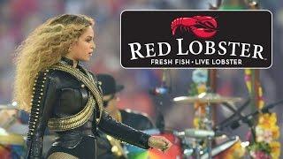Beyoncé Makes Red Lobster Sales Surge