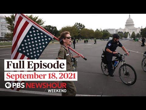 Download PBS NewsHour Weekend Full Episode September 18, 2021