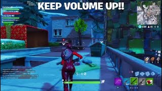 15 Year Old And Red Lynx Skin UNSTOPABLE!!! Fortnite Battle Royale On PS4