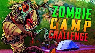 Zombie Camp Challenge (Call of Duty Zombies)