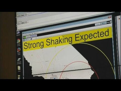 Local geologist: Cutting funds for early earthquake warning system is 'irresponsible'