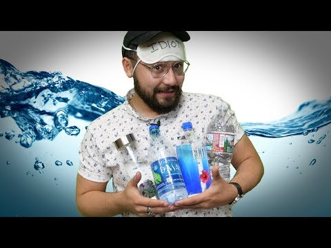 DEFINITIVE BOTTLED WATER TASTE TEST