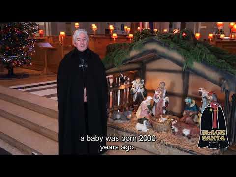 Belfast Black Santa - Daily Blog - Day 8 24/12/2020