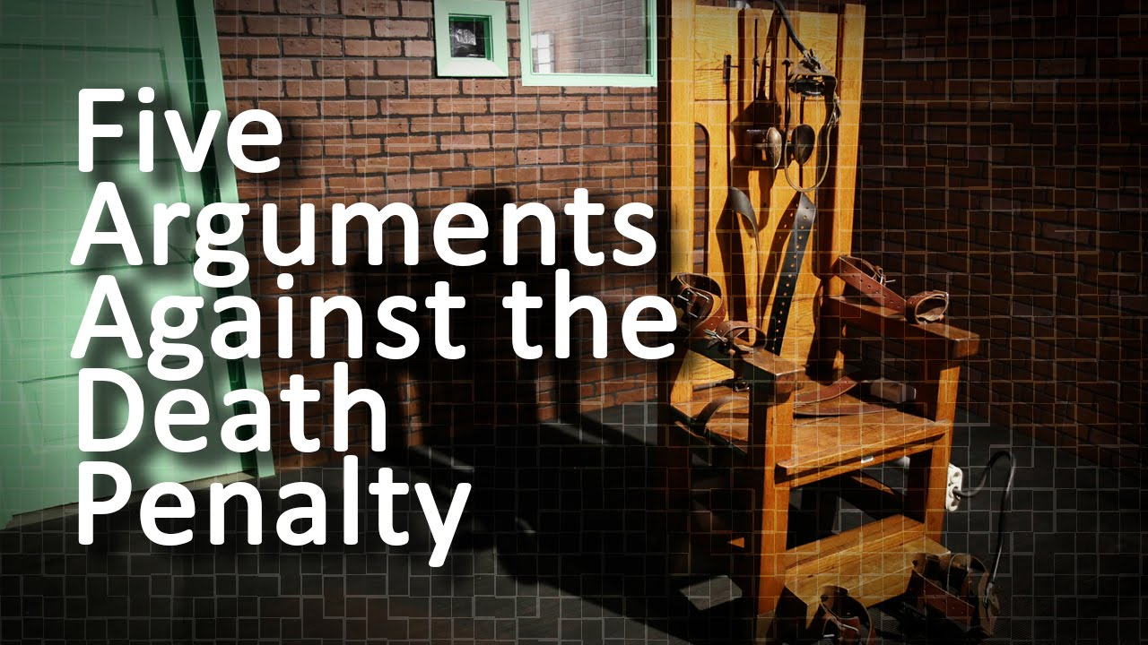 an argument against the capital punishment and execution Much of the cost, indeed, much of the criticism of the death penalty, is attributed  to 'decades of appeals.