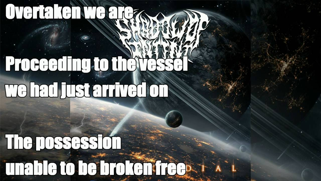 Download Shadow of Intent - The Invoking of the Execution of Worlds (lyric video)
