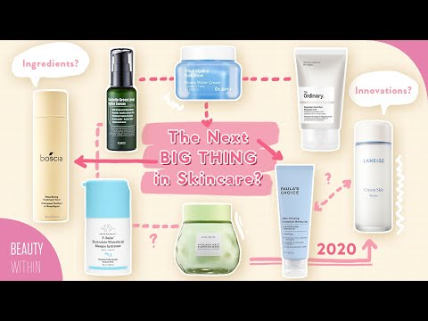 10 Biggest Skincare Trends For 2020 🤩 New Ingredients, Products, Innovations, Skincare Routines!