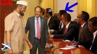 SIR CULUS: Axmad Madobe o Sir 27 Sano Qarsaneyd Bananka Kenay Besha Calamka nabad lama Rabto somalia