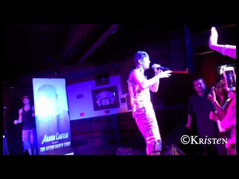 What Would You Do - Aaron Carter *BRAND NEW SONG 4.28.13 FRONT ROW mp3