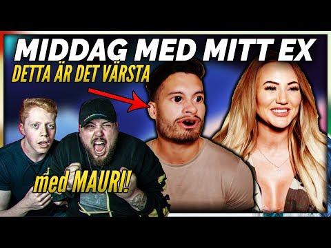 MIDDAG MED MITT EX: DET VRSTA JAG SETT I SVENSK TV [med MAURI]