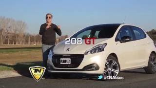 TN Autos Programa 96   Test Drive Peugeot 208 GT