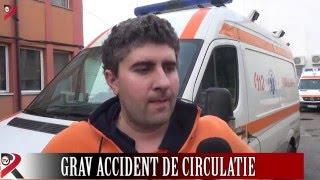 Grav accident de circulatie