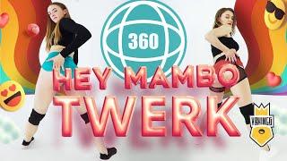 MAMBO TWERK 2021 • Tropkillaz • Dance in 360 Degrees • 5K VR Video
