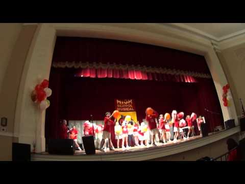 The Studio of South Tampa Presents: High School Musical JR. 2015