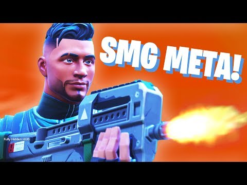Welcome to the Fortnite SMG Meta! - Fortnite Battle Royale Funny Moments & Fails