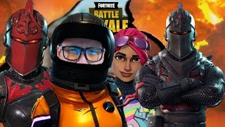 ALL-TIME FORTNITE SOLO ROUND! 🏆🔥 MY FAVORITE SKIN AND GLIDER (spaceship)
