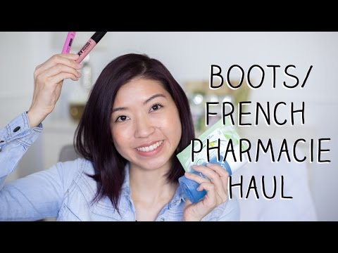 Boots/French Pharmacie Haul | Drugstore Beauty Haul | The Sunday Project