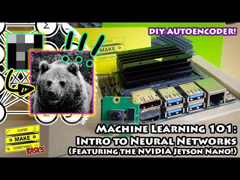Machine Learning 101: Intro To Neural Networks (NVIDIA Jetson Nano Review and Setup)