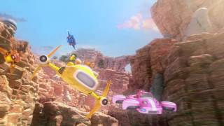 Sonic & All-Stars Racing Transformed™ - Comic-Con Trailer (UK)