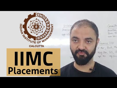 IIM Calcutta 2018 placements. Must watch. Very motivating for Aspirants.