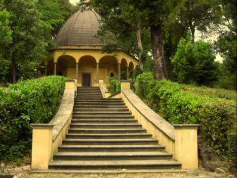 Parco Mediceo di Pratolino in Tuscany Italy