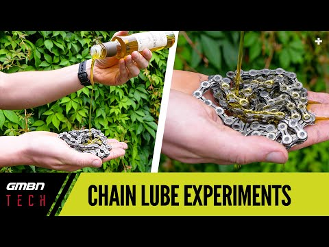 How Does Chain Lube Work?   Different Conditions & Lubes Tested