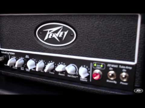 NEW Peavey ValveKing Series Amplifiers