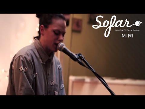 MIRI - Electric Vibes | Sofar Rotterdam
