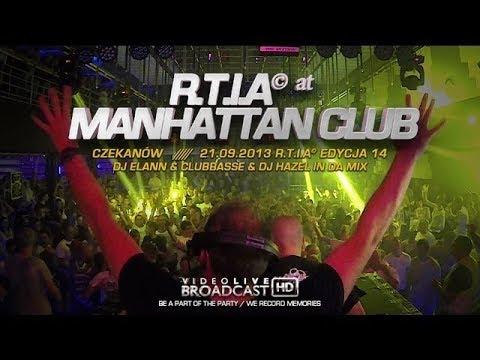 🎬 Video Live - Manhattan Club - Elann, Clubbasse, Hazel [R.T.I.A 14] || RE-UPLOAD