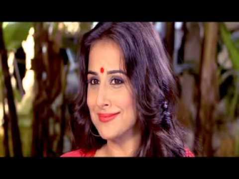 UTV STARS-LIVE MY LIFE PROMO- VIDYA BALAN - YouTube