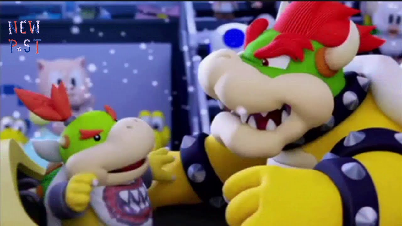 Nintendo Reveals Second Player Can Control Bowser Jr. In ...