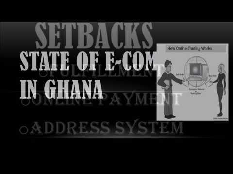 E- commerce in Ghana by Salifu Abdul Razak