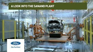 A Look Into the Sanand Plant | Ford India