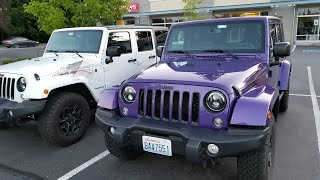 Top 5 reasons to buy a Jeep Wrangler