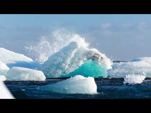 Climate change: Arctic sea ice SHRINKING in November