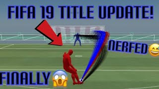 FIFA 19 PATCH NEW UPDATE 7 AIO -- (New Gameplay,Finesse
