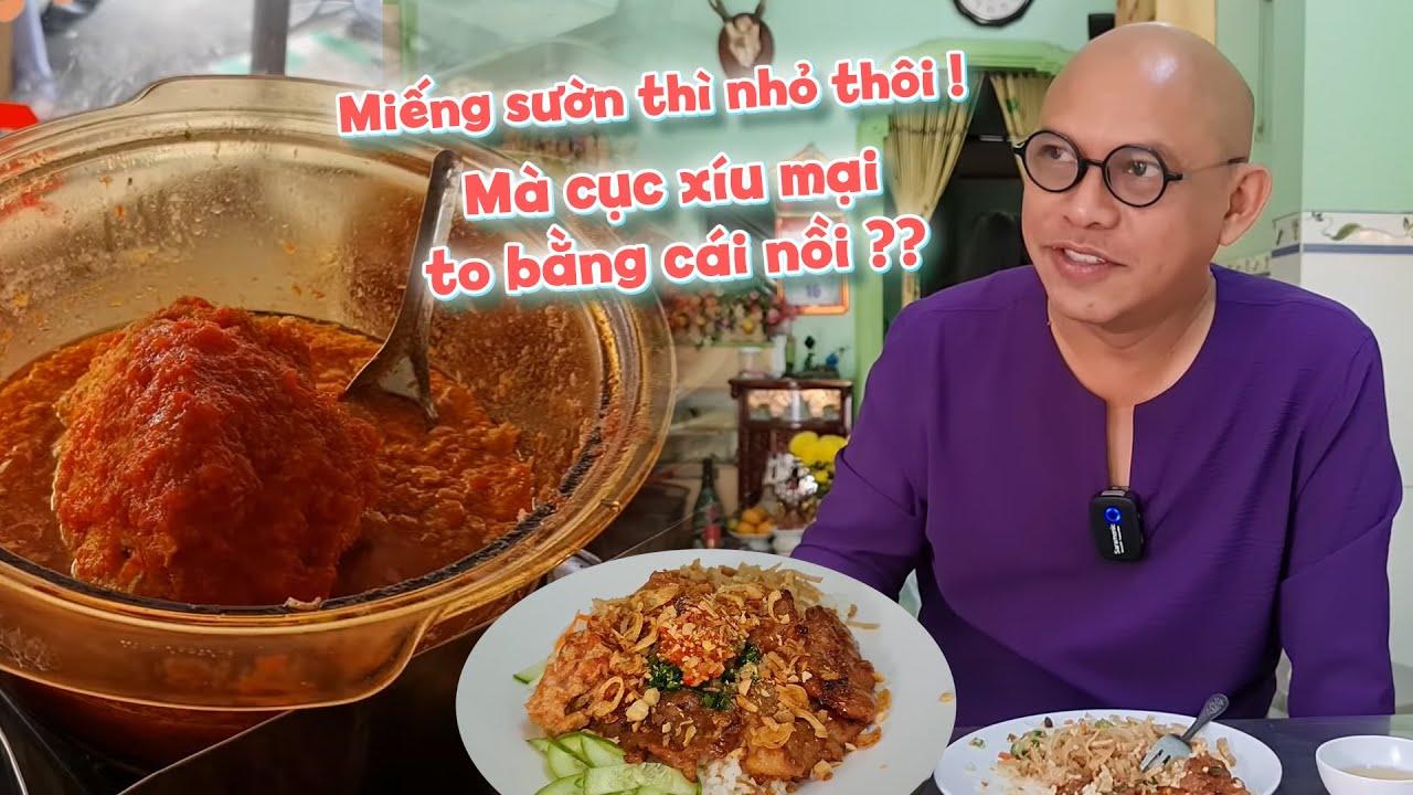 Food For Good #745: Cơm Tấm Ngọc Cao Lãnh có thực sự ngon 5 sao như đánh giá trên Google ???