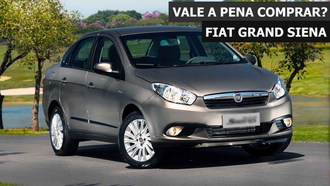 Vale A Pena Comprar O Fiat Grand Siena  Ficha T U00c9cnica E Opini U00c3o Do Dono