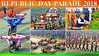 Republic Day Parade   26th January 2018