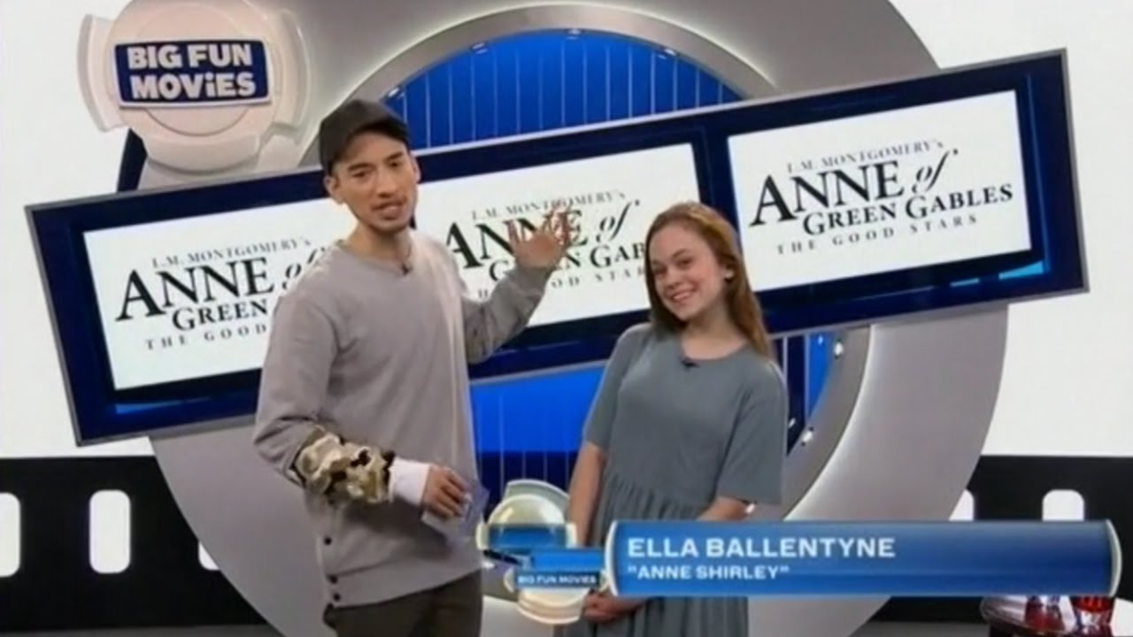 Ytv 2017 - Big Fun Movies Anne Of Green Gables 2 The -1212